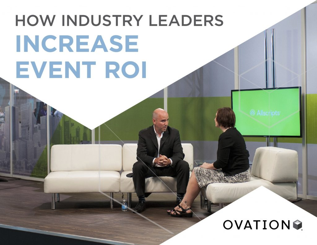 How Event Industry Leaders Increase Event RIO